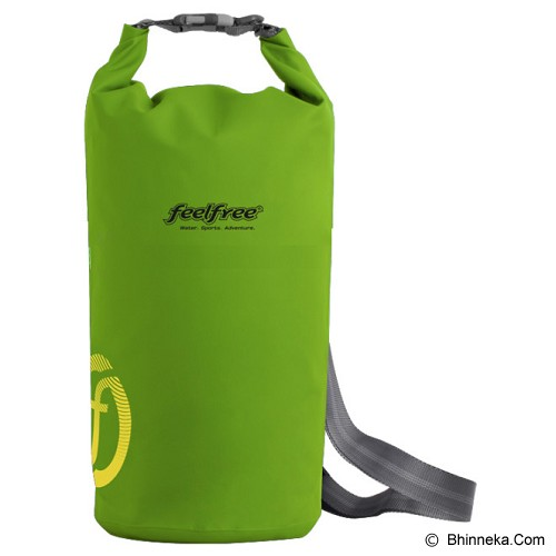 FEELFREE Dry Tube 10 [T10] - Lime - Waterproof Bag